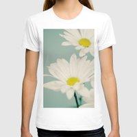 daisy T-shirts featuring DAISY  by Laura Ruth