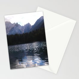 Lake Atmosphere Stationery Cards