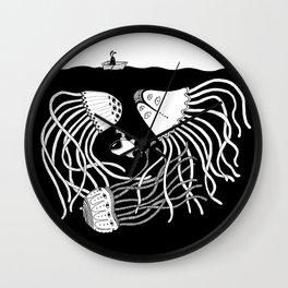 Curious Creatures Wall Clock