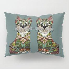 pixiebob kitten juniper Pillow Sham