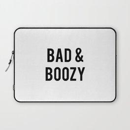 Bad and boozy Laptop Sleeve