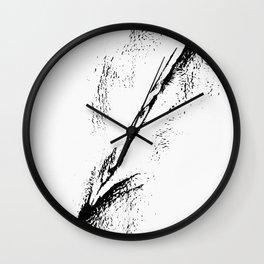 Vagina 3 Wall Clock