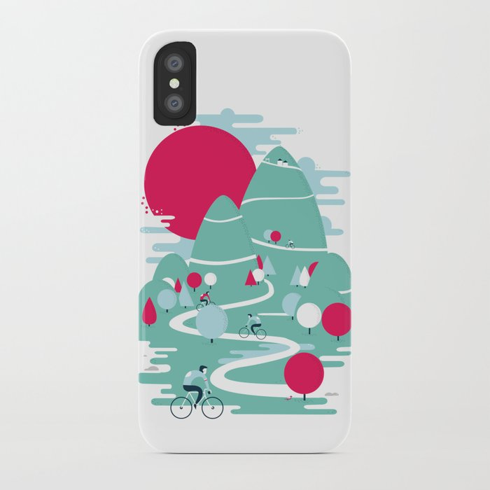 Le tour iPhone Case