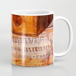 Wine crates Coffee Mug