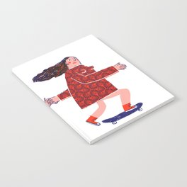 skate couple Notebook