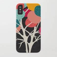Lovely Tree iPhone X Slim Case
