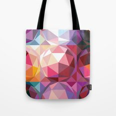 Geodesic dome pattern Tote Bag