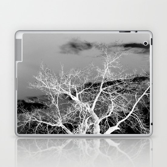 Go Ahead and See Laptop & iPad Skin
