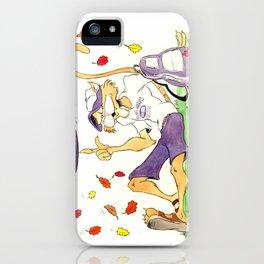 Artemas Autumn iPhone Case