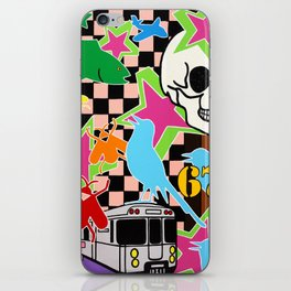 """67 F"" iPhone Skin"