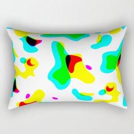 Set colors free No.2 Rectangular Pillow