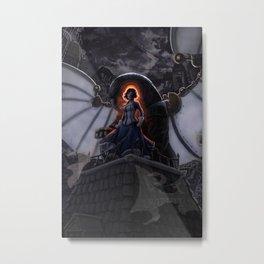 Lamb of Columbia Metal Print