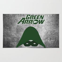 The Green Arrow Rug