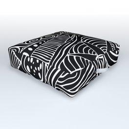 Sea Life Outdoor Floor Cushion