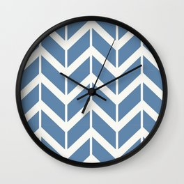 Dining in the Caymans Wall Clock