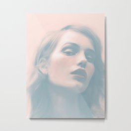 Rose by Amelia Millard Metal Print