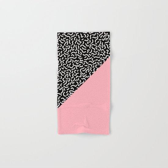 Pop Art Pattern 8 Hand & Bath Towel