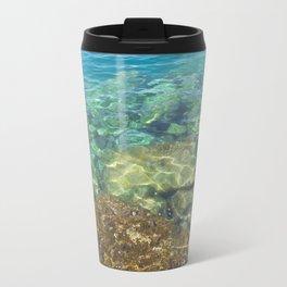 Greek Sea Water Travel Mug