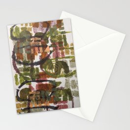 summer notions 3 Stationery Cards