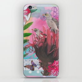 Gymea Lilly iPhone Skin