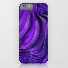 Purple Drapes Slim Case iPhone 6s