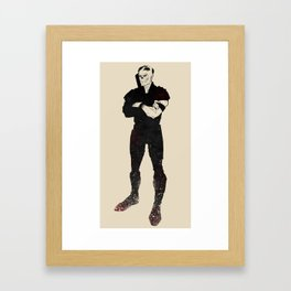 Fallout 3 Fanart Charon Framed Art Print