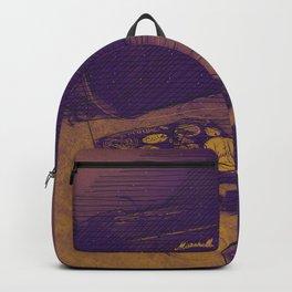 DUOTONE SKETCH #6: n Backpack