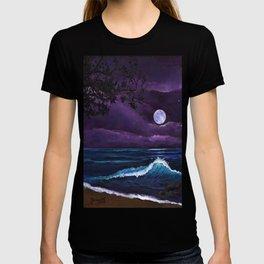 Romantic Kauai Moonlight T-shirt