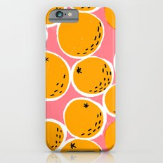 Oranges iPhone 6s Slim Case
