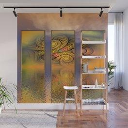open sky exhibition -3- Wall Mural