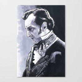 Doctor Frankenstein, I presume Canvas Print