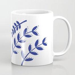 Roman Branches Pattern Coffee Mug