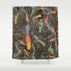 - autumn - Shower Curtain