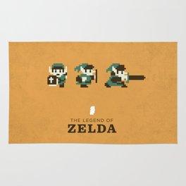 The Legend of Zelda Rug
