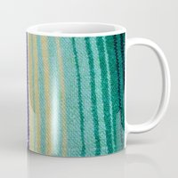 blanket Mugs featuring Blanket by John Lyman Photos