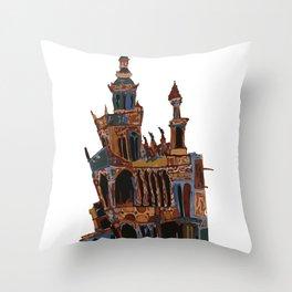 Bruselas Throw Pillow