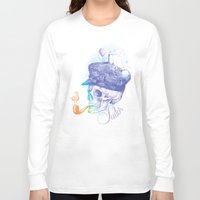 sailor Long Sleeve T-shirts featuring Sailor by dogooder