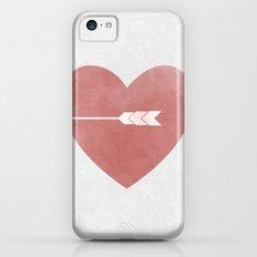 half of you iPhone 5c Slim Case