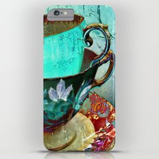 Madhatter's Teaparty No.30 iPhone 6s Plus Slim Case