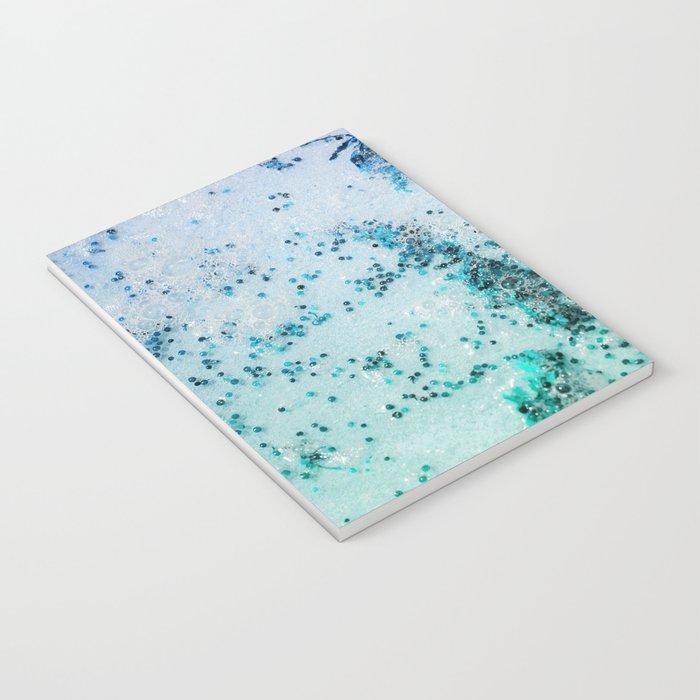 NATURAL SEA ART Notebook