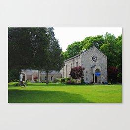 Mother of Sorrows Catholic Church (horizontal) Canvas Print