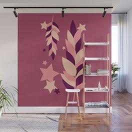 Autumn Seaweed Wall Mural