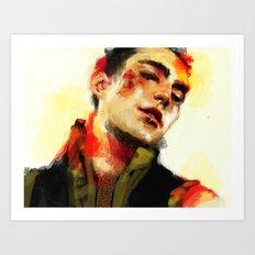 Roy Art Print