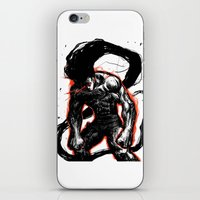 hunter x hunter iPhone & iPod Skins featuring Angry Gon Transformation Hunter X Hunter by Prince Of Darkness