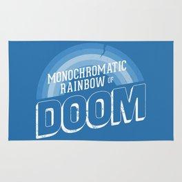 Rainbow of DOOM Rug