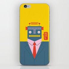 Mr. Roboto iPhone & iPod Skin