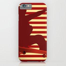 Skater iPhone Case