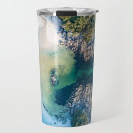 Honeymoon Beach, Australia Travel Mug