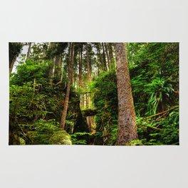 Mystical Forest Rug