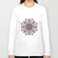 irish Long Sleeve T-shirts featuring Irish Rose by Orison Crafts